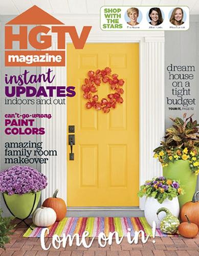 HGTV October 2017