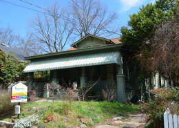 Historic Decatur - Modern Craftsman (before)