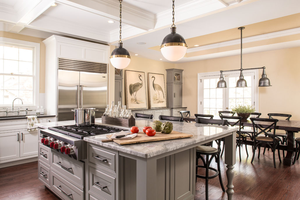 Awesome A High End Kitchen Renovation That Wonu0027t Leave You Feeling Burned Gallery