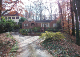 Druid Hills - Modern (before)