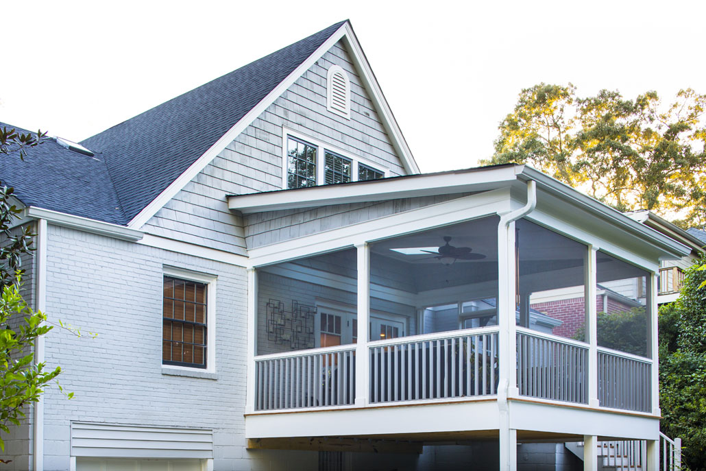 Morningside Transitional Craftsman Renewal Design
