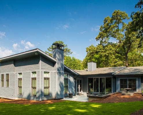 Lenox Park – Eclectic Modern
