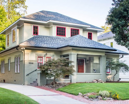 Virginia-Highland Craftsman/Bungalow
