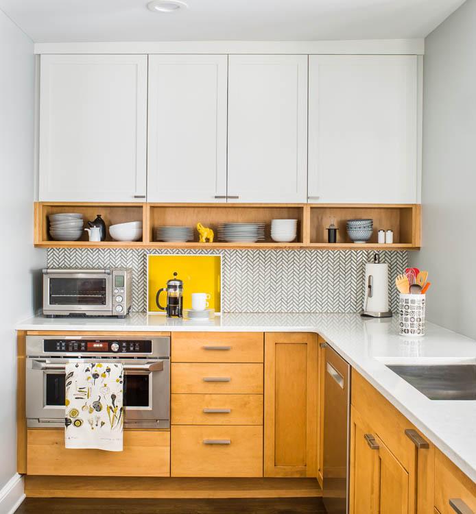 Renewing Kitchen Cabinets: Morningside - Modern Transitional